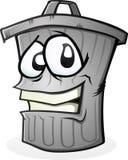göra ren kan att le avfall Royaltyfri Fotografi