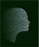 głowa Fotografia Stock