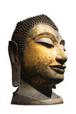 Głowa Buddha wizerunek Zdjęcia Stock