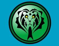 głowa lwa Obraz Stock