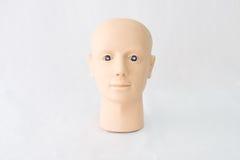 Głowa modele Obraz Royalty Free