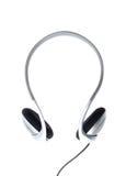 głowy audio telefony Zdjęcia Stock
