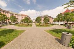 Gärtnerplatz munich Royalty Free Stock Photos