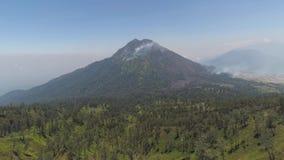 G?ry Jawy krajobrazowa wyspa, Indonezja zbiory