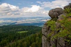 Góry stołowe Royalty Free Stock Image