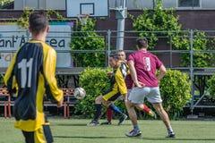 g S Santa Maria di Oleno против Murazzi Dalmine 06-05-2018 Стоковое Фото