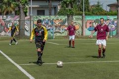 g S Santa Maria di Oleno против Murazzi Dalmine 06-05-2018 Стоковые Фото