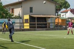 g S Santa Maria di Oleno против Murazzi Dalmine 06-05-2018 Стоковая Фотография