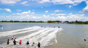 G-Shock Jetski Pro Tour 2014 Thailand International Stock Photos