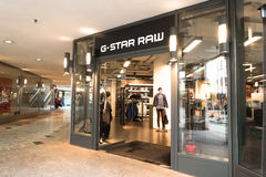 G-Star Raw Royalty Free Stock Photography