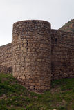 G Tapi堡垒石墙壁  Marzpetuni 免版税库存照片