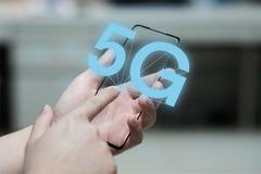 5G technology on smartphones