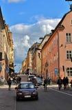 Götgatan Stock Photo