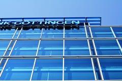 Göttingen-sign Royalty Free Stock Photo