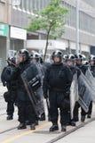 G20 à Toronto, Canada Photographie stock libre de droits