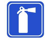 gaśnica ogień Fotografia Stock