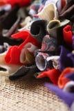 Gałganiany dywanik Obrazy Royalty Free