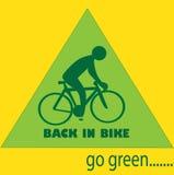 Ga Groen vector illustratie