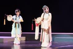 """Ga het bezienswaardigheden be*zoeken-Pioenpaviljoen--jiangxi opera""""four dromen van linchuan† Royalty-vrije Stock Foto's"""
