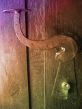 gałka drzwi Obrazy Royalty Free