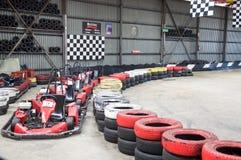 Ga Karting-Materiaal stock afbeeldingen