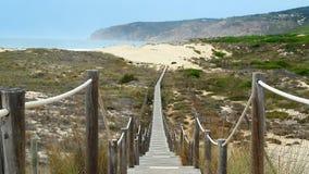 Ga naar het strand Royalty-vrije Stock Fotografie