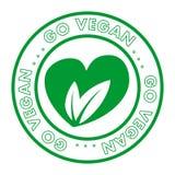 Ga veganist Stock Foto's
