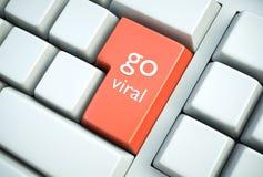 Ga Viraal Royalty-vrije Stock Foto