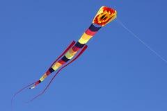 Ga Vlieg een Vlieger royalty-vrije stock afbeelding
