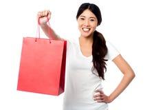 Ga winkelend. De verkoop is! Stock Foto