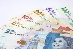 2016 gab kolumbianische Rechnungen heraus Stockfotos