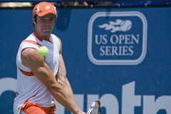 Gabashvili at the Los Angeles Tennis Open Stock Images
