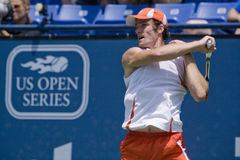 Gabashvili at the Los Angeles Tennis Open Stock Photo