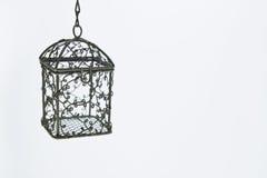 Gabbia di uccello Immagini Stock Libere da Diritti