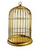 Gabbia di uccello Fotografia Stock Libera da Diritti