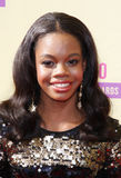 Gabby Douglas Stock Photo