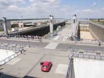 Gabcikovo dam Stock Image