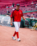 Gabe Kapler, Boston Red Sox Fotografia Stock