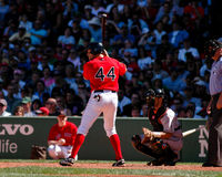 Gabe Kapler, outfielder Boston Red Sox Royalty Free Stock Images