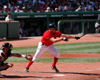 Gabe Kapler, outfielder Boston Rode Sox Royalty-vrije Stock Fotografie