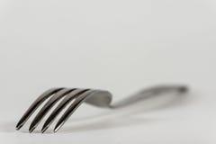 gabel Notwendiges Geschirr für Mahlzeit des Hauses oder am Restaurant Stockbilder