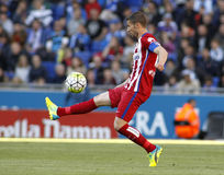 Gabi Fernandez of Atletico Madrid Royalty Free Stock Photography
