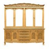 gabinet drewniany Zdjęcie Royalty Free