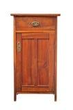 Gabinete de madeira Imagem de Stock Royalty Free