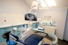 Gabinete dental Fotos de Stock Royalty Free