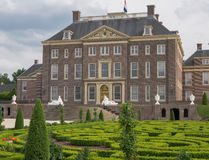Gabinete do Het do palácio real nos Países Baixos Fotografia de Stock