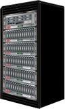 Gabinete do server do computador Foto de Stock Royalty Free