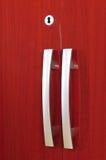 gabinetowa drzwiowa rękojeść Zdjęcie Stock