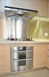 gabinetowa kuchnia Zdjęcia Stock