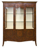 gabinetowy klasyczny drewniany Zdjęcie Royalty Free